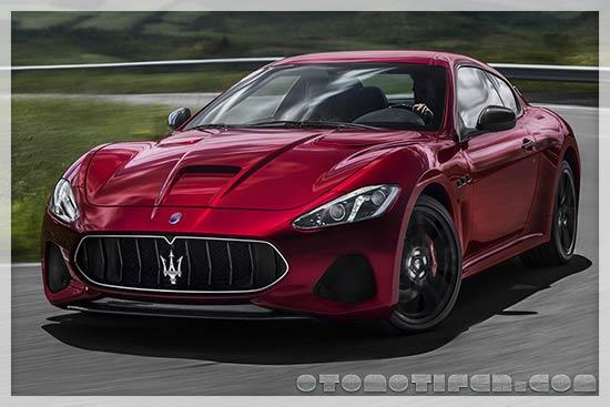 Gambar Mobil Sport Maserati
