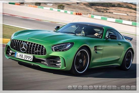 Gambar Mobil Sport Mercedes Benz