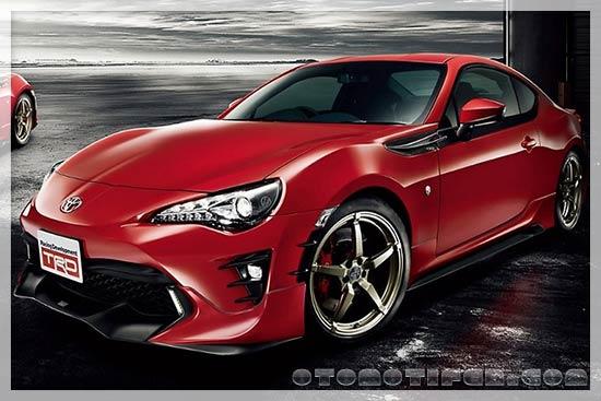 Gambar Mobil Sport Toyota