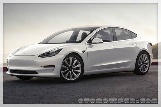 Gambar Gambar Mobil Tesla Model 3 Mid Range