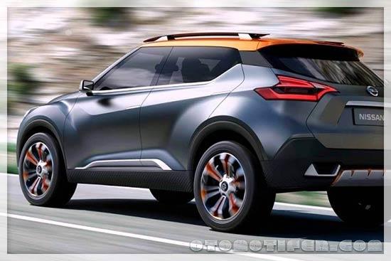 Gambar Nissan Juke2019