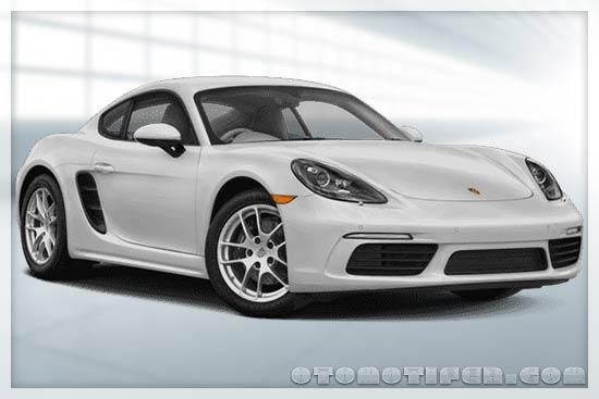 Gambar Porsche 718 Cayman