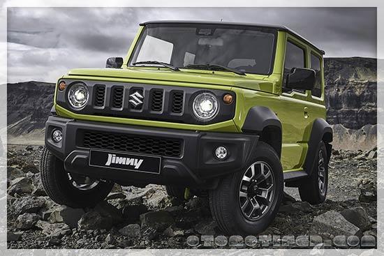 Gambar Suzuki Jimny 2019