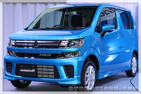 Gambar Suzuki Karimun Wagon R 2019