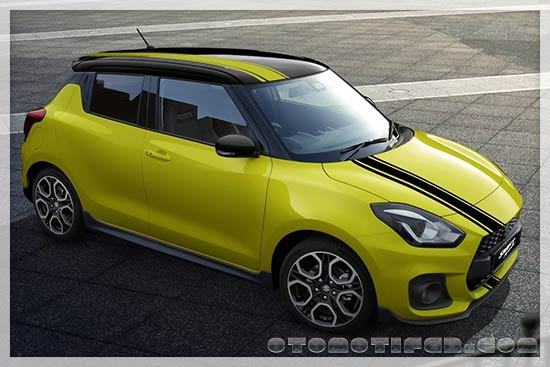 Gambar Suzuki Swift RS 2019