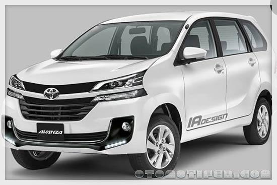 Gambar Toyota Avanza 2019