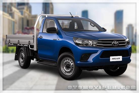 Gambar Toyota Hilux Single Cabin Diesel
