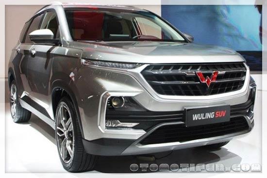 Gambar Wuling SUV Almaz
