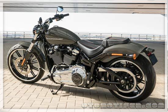 Harga Harley Davidson Breakout