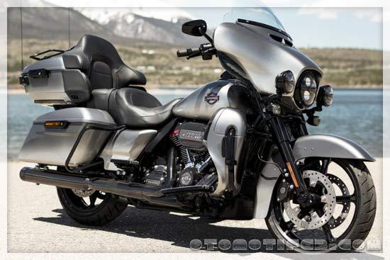 Harga Harley Davidson CVO Limited