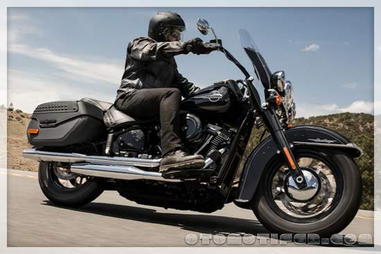 Harga Harley Davidson Heritage Classic