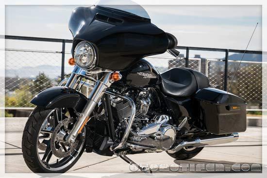 Harga Harley Davidson Street Glide