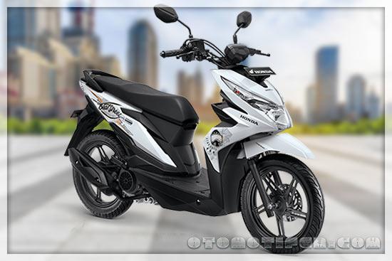 Harga Honda Beat Street Terbaru