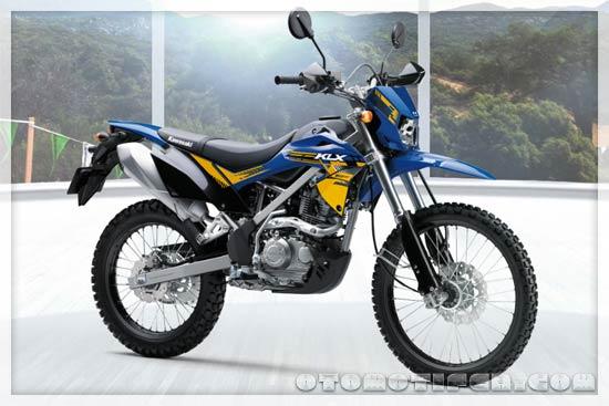 Harga KLX 150 BF Bekas