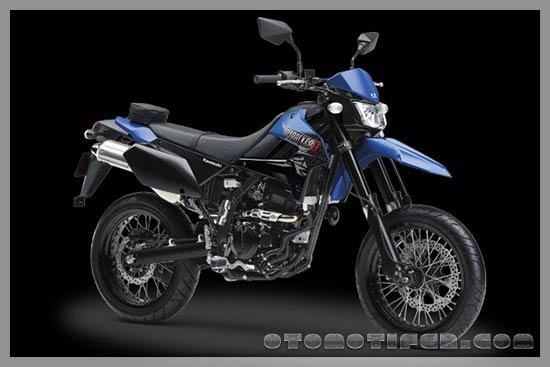 Harga Kawasaki D Tracker X