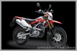 Warna Kawasaki KLX 150 BF SE