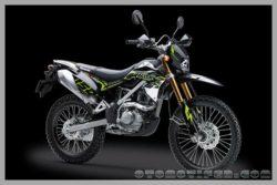 Warna Kawasaki KLX 150 BF SE X-Treme