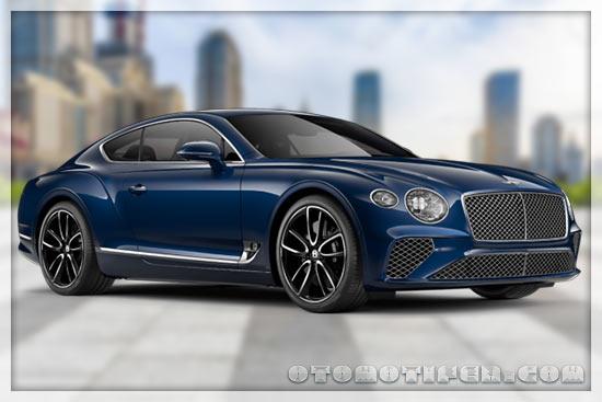 Harga Mobil Baru Bentley