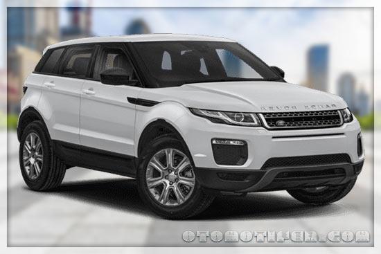 Harga Mobil Baru Land Rover