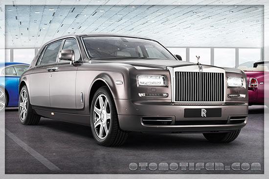 Harga Mobil Baru Rolls Royce