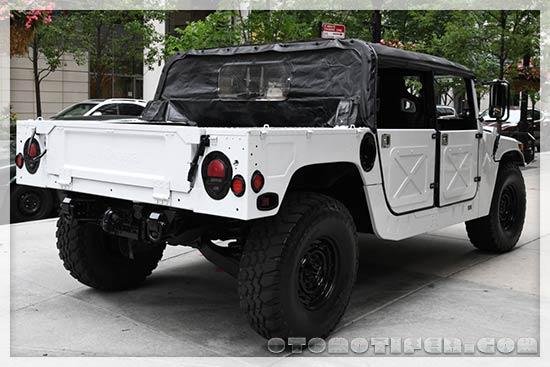 Harga Mobil Hummer Bekas