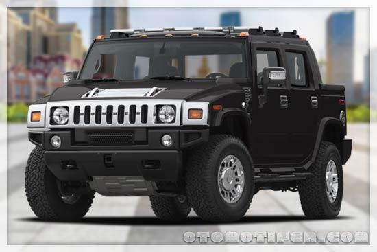Harga Mobil Hummer H2 SUT