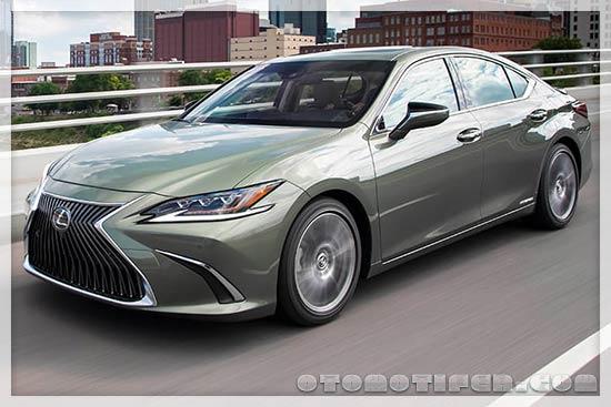 Harga Mobil Lexus ES 300h