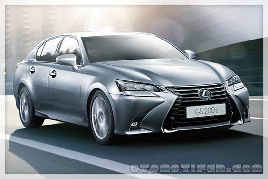 Harga Lexus GS 200t