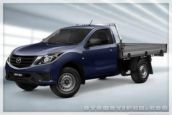 Harga Mazda BT-50 Pro Standard Cabin