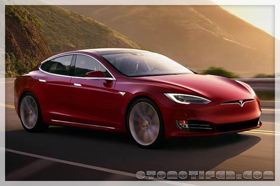 Harga Mobil Tesla Model S P100D