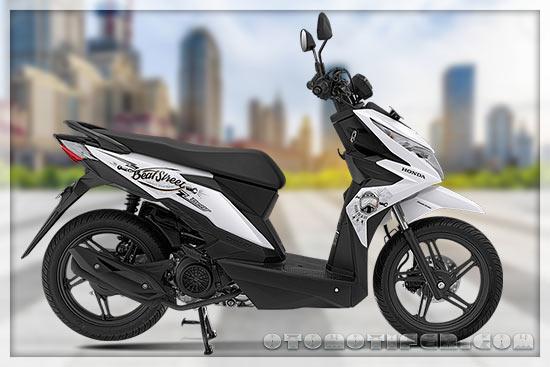 Harga Honda Beat Street Bekas