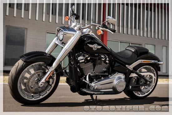 Harga Harley Davidson Fat Boy