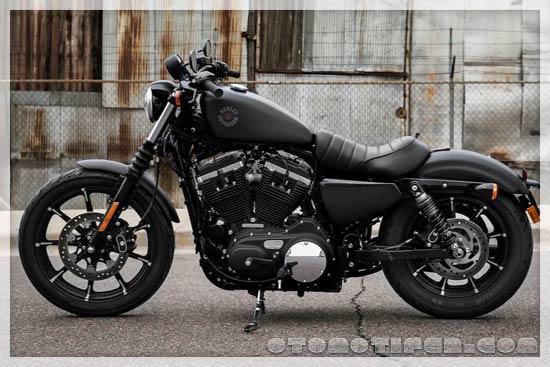 Harga Motor Harley Davidson Iron 883