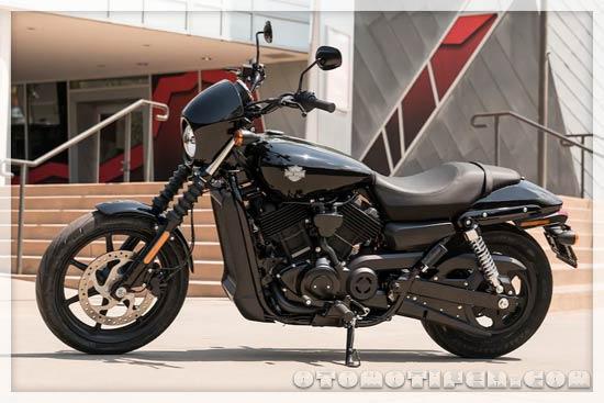 Harga Motor Harley Davidson Street 500