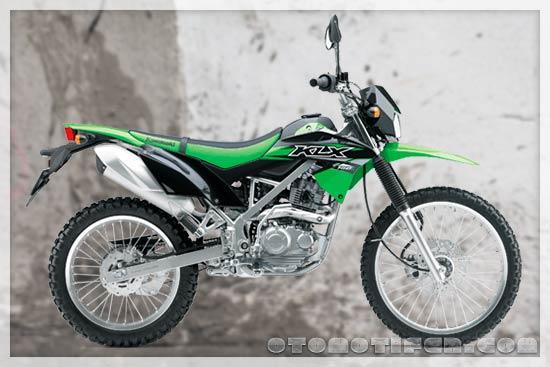 Harga Motor Kawasaki KLX 150
