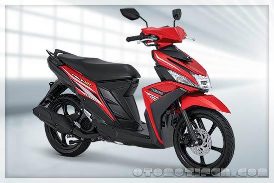 Harga Motor Mio Z