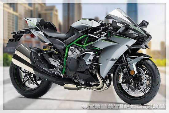 Harga Motor Ninja H2 Carbon