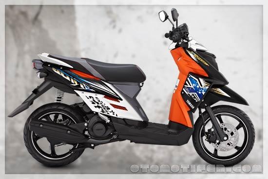 Harga Yamaha X-Ride 125 Bekas