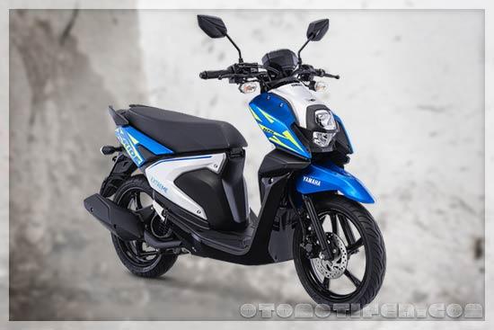 Harga Yamaha X-Ride Terbaru