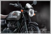 Headlamp Kawasaki W175 Cafe