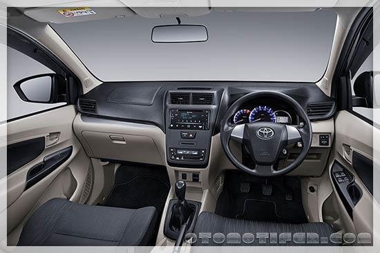 Interior Mobil Avanza Terbaru