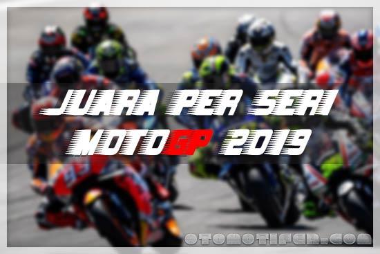 Juara MotoGP 2019