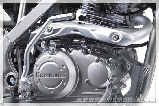 Mesin Kawasaki KLX 150