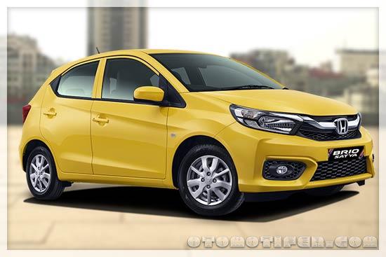 Mobil LCGC Paling Irit Honda