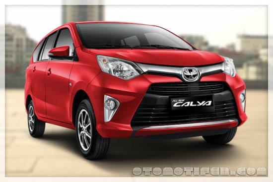 Mobil LCGC Termurah Toyota