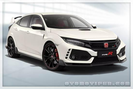 Mobil Sport Murah Honda Civic Type-R
