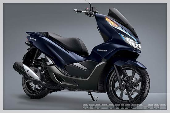 Motor Matic Honda PCX Hybrid