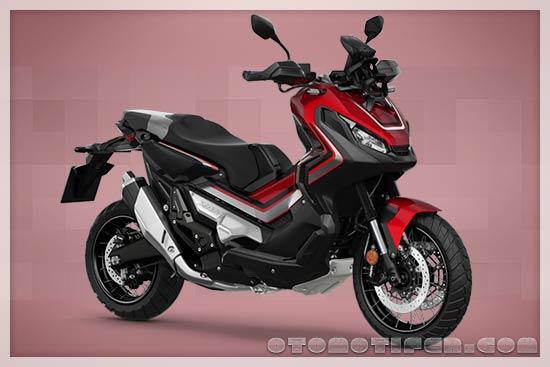 Motor Matic Terbaik Honda X-ADV