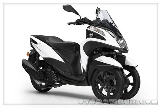 Motor Matic Yamaha Tricity
