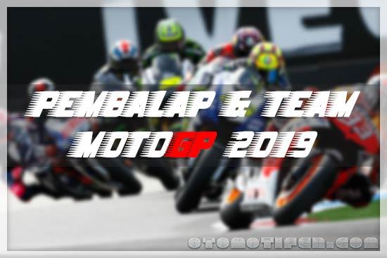 Pembalap MotoGP 2019